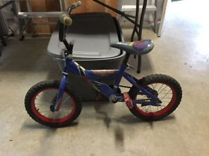 Kids pedal bike for free