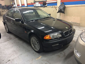 2001 BMW 3-Series 330XI All WHEEL DRIVE Sedan