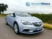 VAUXHALL CASCADA 2.0 CDTI SE (s/s) 2DR CONVERTIBLE - LOW MILES - F.S.H