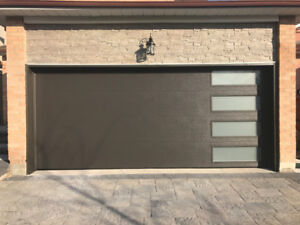 Sale!! Garage Door and Opener installation