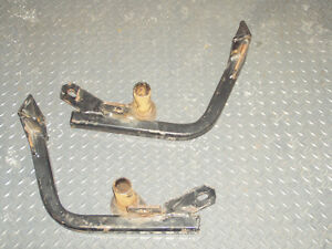 TOWING BRACKETS