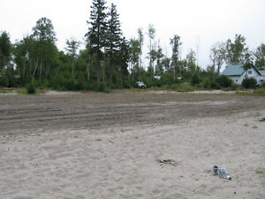 Waterfront Lot, Lake Superior