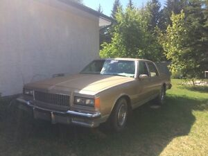 Caprice classic 1986 immaculate shape