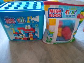 Mega Bloks First Builder