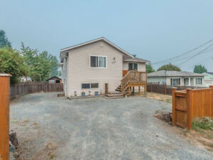 Nicely Renovated 3BR in Central Nanaimo