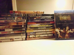 DVD,S VHS, CD,S GREAT LOT PRICES !