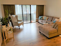 Room in Great Apartment in Beautiful Kits Point