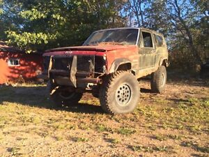86 cherokee 4.0l 5 speed parts