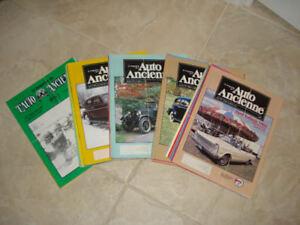 Magazine autos anciennes VAQ