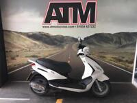 PIAGGIO FLY 125 2013 SCOOTER, 7K MILES, FSH, NEW MOT (6 MONTHS WARRANTY)
