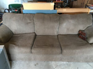 Brown Couch - for Free