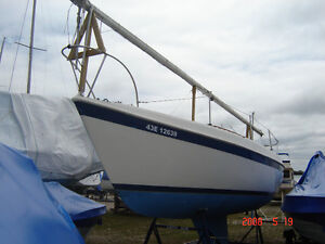 Sailboat - Tanzer 8.5 Sloop rig (28 feet) for sale.
