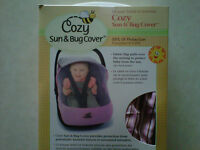 Car Seat Cover (Pink) - Never used