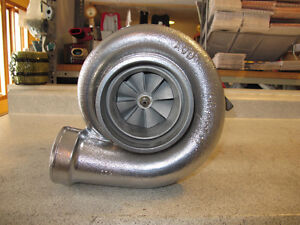 Rebuilt Detroit 8V92TA Turbocharger
