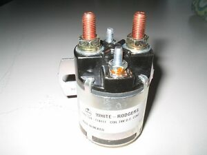 solenoid white rodgers 24 volts