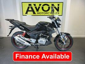 NEW ZSX 125cc Naked Sportsbike Sports Bike Commuter Motorcycle Lerner Legal