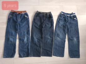 Boys Jeans, 8yrs