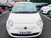 ***Fiat 500 Pop 1.2 2014 Only 28,000 Miles***