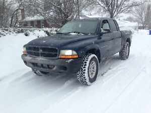 2002 Dodge Dakota SPORT V6 3.9L 4X4