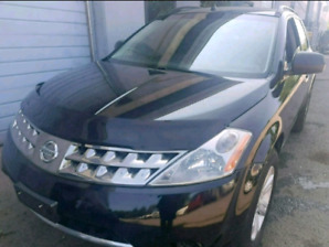 2007 Nissan Murano FOR SALE! CERTIFIED!