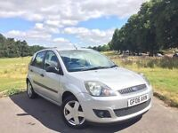 2006 FORD FIESTA ZETEC CLIMATE 1.4 TDCI, DIESEL, MANUAL, 5-DOOR ***MOT JUNE 2017***��20-A-YEAR-TAX