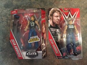 WWE / WWF Dean Ambrose Action Figures Kitchener / Waterloo Kitchener Area image 1