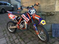 Ktm Sx85 NOT RM YZ CR KX 125 - PRICE DROP