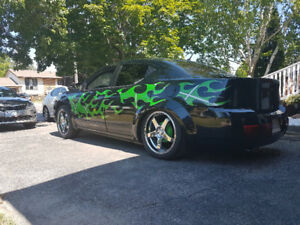 2008 dodge avenger custom
