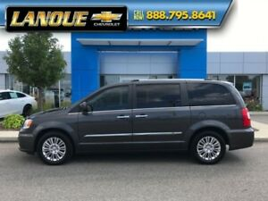 2016 Chrysler Town  Country Premium  - Leather Seats