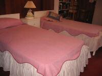 Twin Bedroom set for sale