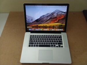 "Macbook Pro 15"" Early 2011 2.0GHz Intel Core i7 8GB 128GB"