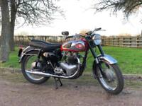 BSA Super Rocket 1961 650cc