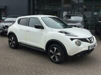 2019 Nissan Juke NISSAN JUKE 1.6 [112] Bose Personal Edition 5dr SUV Petrol Manu