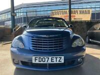 2007 (07) Chrysler PT Cruiser 2.4 Limited 2dr Convertible | MOT | Full Service