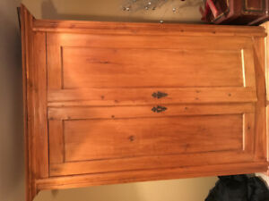Custom Armoire/wardrobe storage