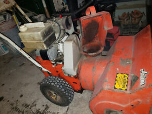 Arians snowblower sell or trade