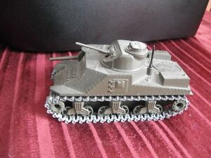 Diecast Military Tank Solido #253 (1978), General Lee M3