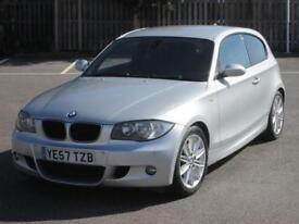 2007 BMW 1 Series 2.0 118d M Sport 3dr