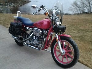 Custom 883 Ladies Sportster- SOLD to a good home !