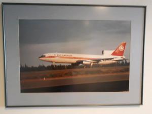 Air Canada photograph