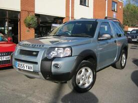 2005 55-Reg Land Rover Freelander 2.0Td4 Adventurer,AMAZING COND,71,000 MILES!!!