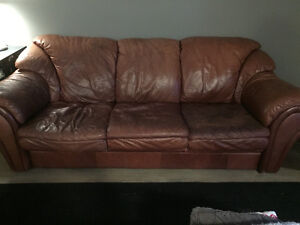 Two Piece Couch Set
