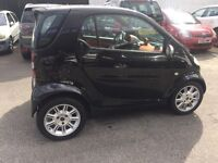 Smart car passion LEFT HAND DRIVE