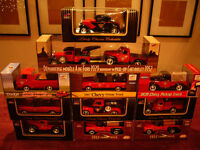 11 PC's LOT CTC CANADIAN TIRE DIE CAST TRUCKS 1:24 SCALE