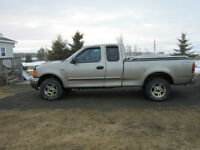 2004 Ford F-150 Heritage 4x4