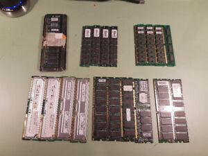 Lot of misc RAM