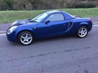 2001 TOYOTA MR2 1.8 VVT i Roadster 2dr