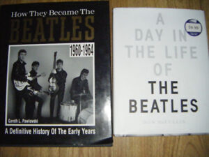 2 Beatles Books for sale