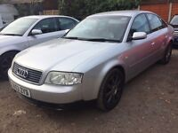 Audi A6 3l Quattro