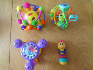 Bright Starts, Baby Einstein and other Baby/Toddler Toys